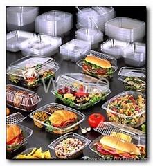 食品盒 塑料盒 快餐盒
