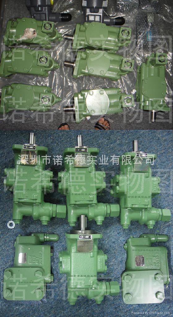 RICKMEIER齿轮泵  1