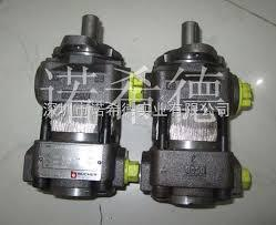 BUCHER齿轮泵 1