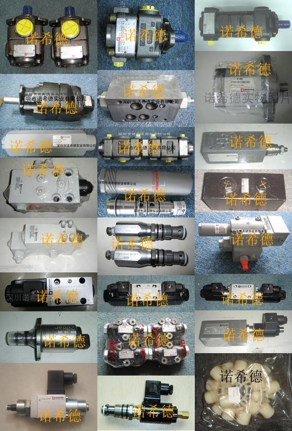 BUCHER齿轮泵 5