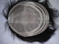 BJTP-11 Hairpiece, Men's toupee,women's hairpiece,hair replacement