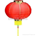 China silk  lantern sales promotion 1