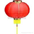 China silk  lantern sales promotion