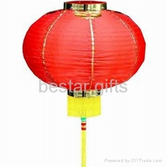 China silk  lantern sales promotion