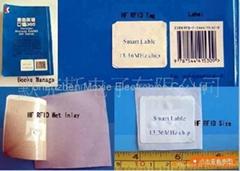 RFID  book  tag