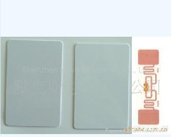 RFID UHF EPC Class 1 Gen 2 smart card  1