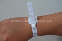 RFID HF 13.56MHz Wristband
