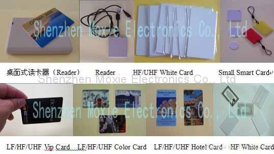RFID UHF Blank Card 1