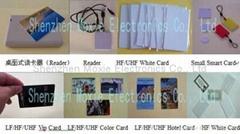 RFID UHF Blank Card