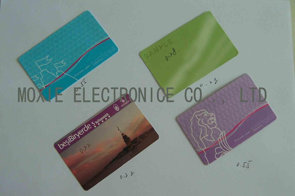 RFID HF 13.56MHz Smart Card 1