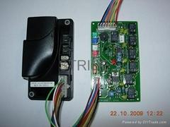 電動倉儲移動櫃專用馬達控制器