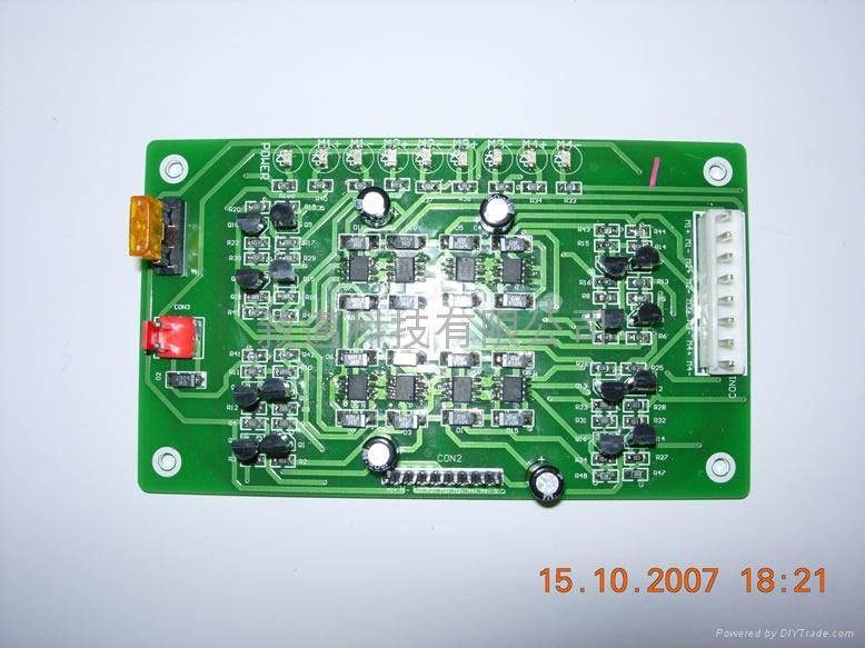 Dc motor pwm control dc mt 4m 2a stride taiwan for Pwm ac motor control
