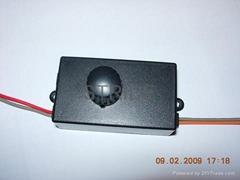 High Power LED PWM Control