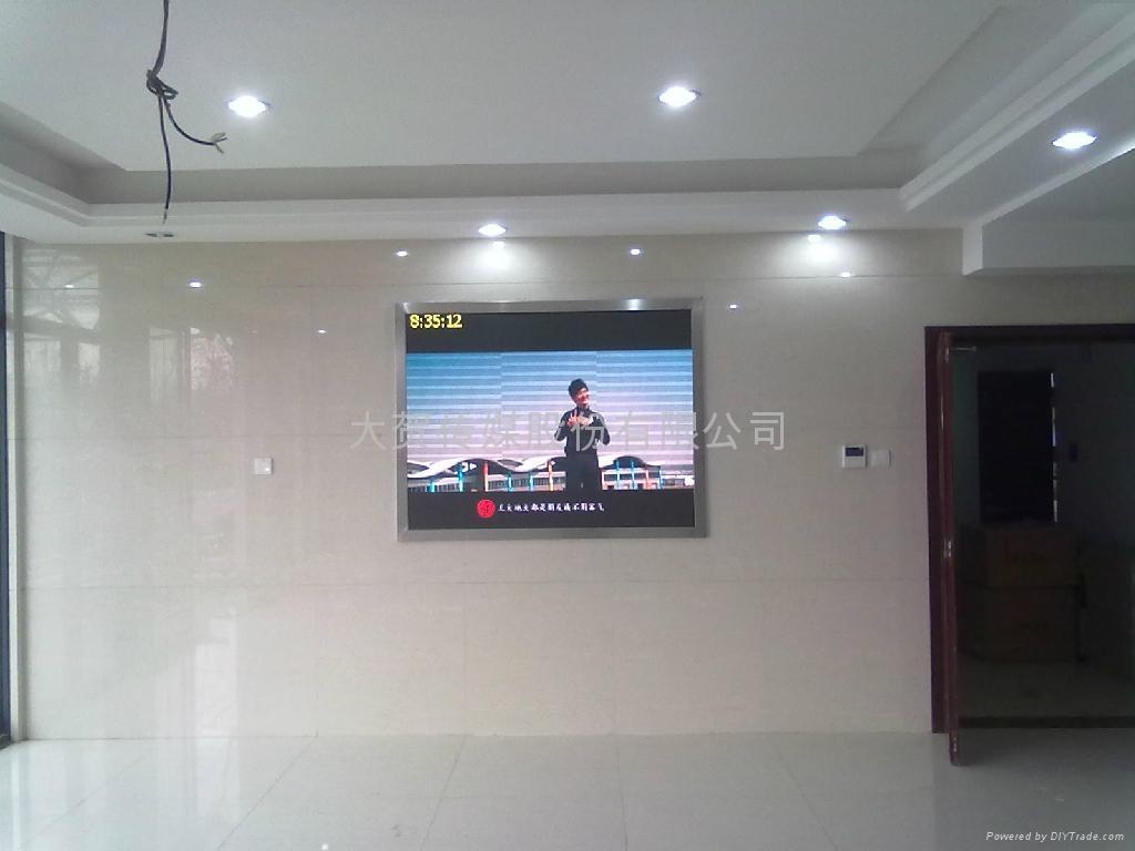 南京LED全彩電子顯示屏 2