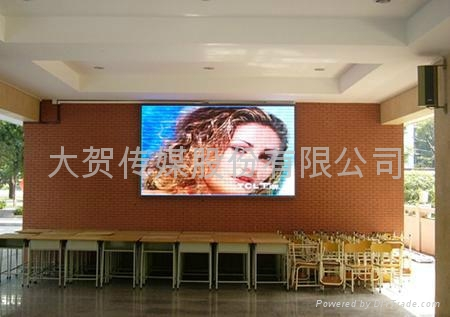 南京LED高清全彩屏 1