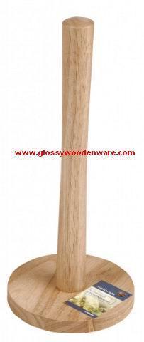 wood Towel Holder 2