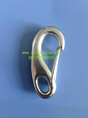 stainless steel  spring snap