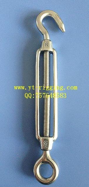 不鏽鋼索具花蘭螺絲 1
