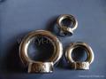 stainless steel eye bolt(nut) 2