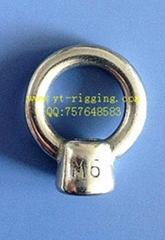 stainless steel eye nut JIS 1169