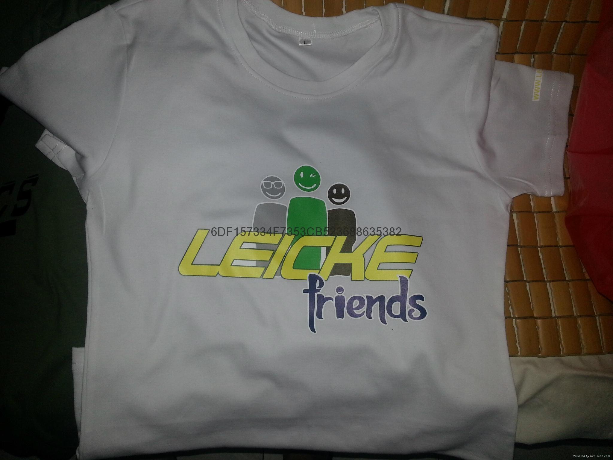 深圳圆领T恤衫 3