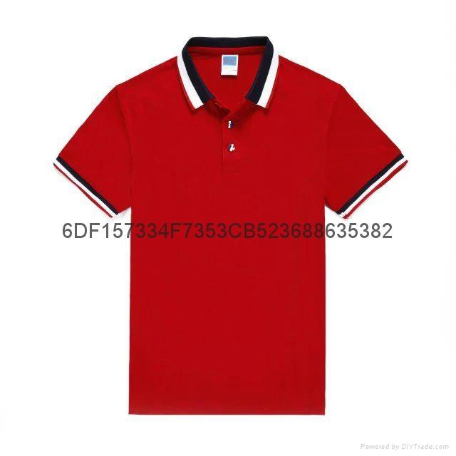 深圳紅色T卹衫現貨 1