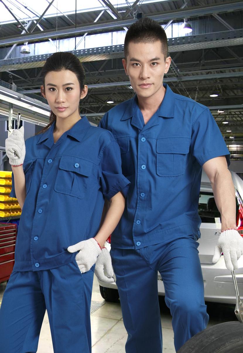 深圳电工工作服 3