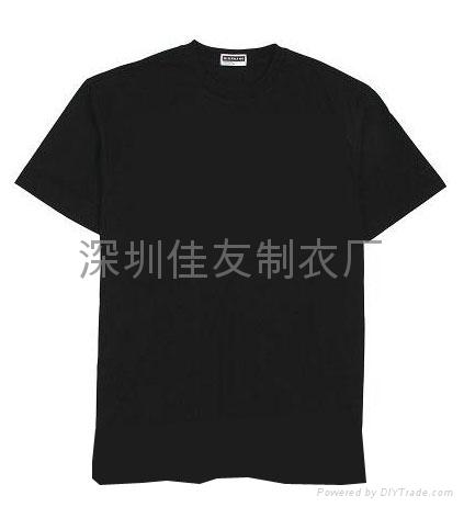深圳圆领T恤衫 1
