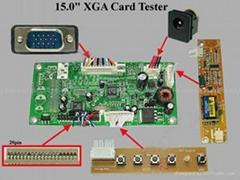 "15.0"" XGA Card Tester Tester- LCD Screen"