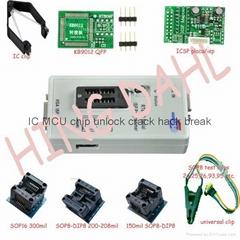 RT809F USB Programmer  24,25,93,95 chip programmer