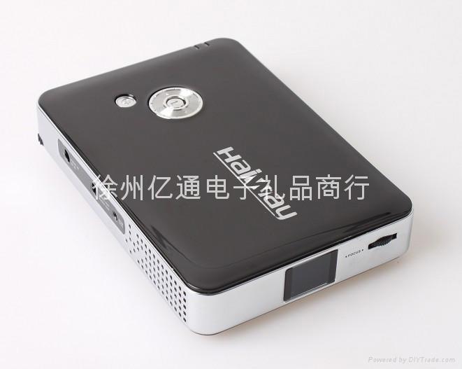 海微H9000微型投影機/微型投影儀 1