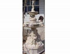 杭州大理石漢白玉石雕噴泉雕刻