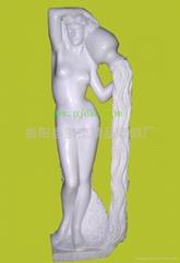 漢白玉石雕雕塑