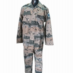 BDU camouflage