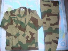 camouflage garment