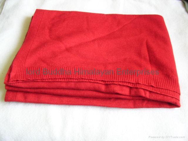 Blanket 100% Pashmina  (  Gurantee in Quality) 1