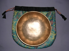 Tibetan singing bowls manufacture