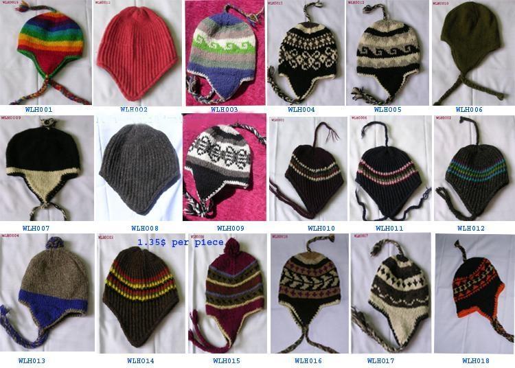 Woolen Hat  in various Style