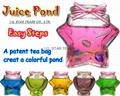 Juice Pond (Patent)-Dancing Clam