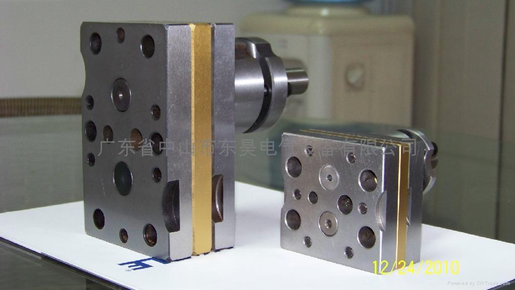 高精度耐腐耐磨齿轮计量泵 3