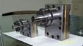 高精度耐腐耐磨齿轮计量泵 4