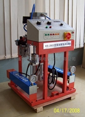 High Pressure Spray Booth : Spraying machine spreading equipment products