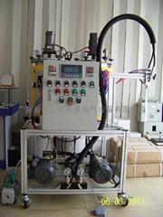 自动双液灌胶机
