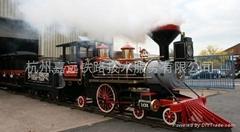 觀光小火車項目的規劃設計及製造整體服務