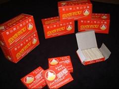 雪山牌盒裝白木牙簽