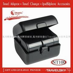 2013 Nice Electrical Plug Adapter Travel Plug With High Quality NT100