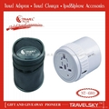 2013 Popular CES Electrical Adapters with Camera Design For Promotional Gifts 2