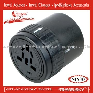 2013 Popular CES Electrical Adapters with Camera Design For Promotional Gifts 3