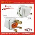 2013 Hot Selling UK Socket Plug For Home