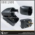 2013 Hot Selling UK Socket Plug For Home Appliances With CE&ROHS (WD-7F) 5